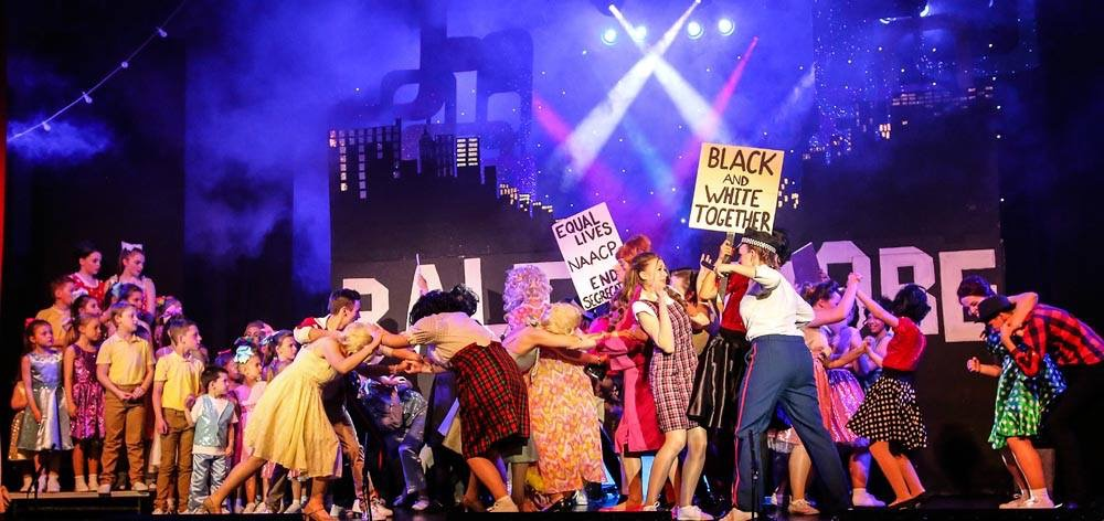 HAIRSPRAY (APRIL 2017) – In The Can!